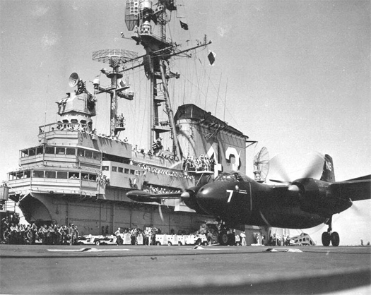 USS Coral Sea CVA-43 Association